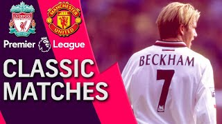 Liverpool v. Manchester United | PREMIER LEAGUE CLASSIC MATCH | 12/6/97 | NBC Sports