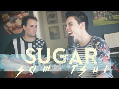 Sugar (Maroon 5) - Sam Tsui & Jason Pitts Acoustic Cover | Sam Tsui