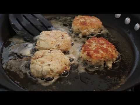 Crabcakes Sneak Preview – HD video test of the new Canon T1i