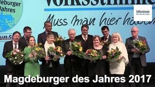 Magdeburger des Jahres 2017