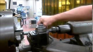 Engine Lathe Basics
