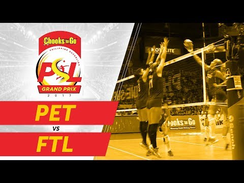 Finals G2: Petron vs. F2 Logistics | Chooks-to-Go PSL Grand Prix 2017