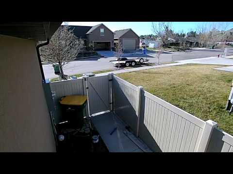 Sample Video Clip from OC835ADT ADT Pulse Outdoor Camera