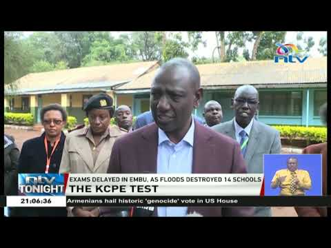 KCPE 2019: 4 people arrested trying to pass answers to pupils on tissue paper