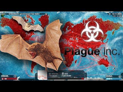 MURCIÉLAGOS PELIGROSOS!! (VIRUS NIPAH) Plague Inc: Evolved | FARGAN