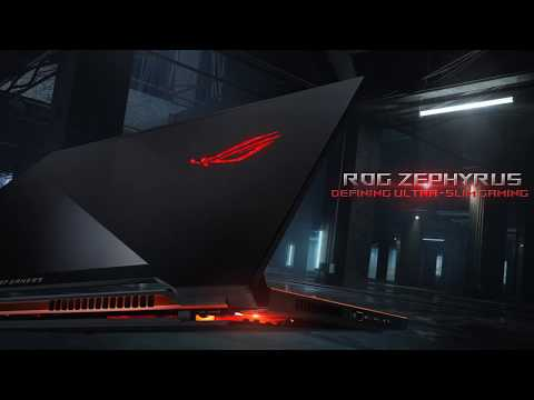 ROG Zephyrus - Defining Ultra-Slim Gaming