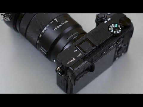 Sony A6400 - Chiếc máy ảnh lấy nét KHÔNG TRƯỢT PHÁT NÀO!