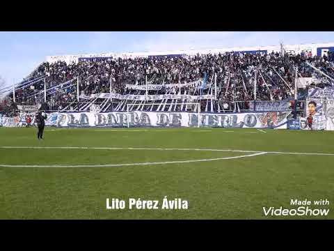 """""""Dep Merlo 1 Arg Merlo 0 La Hinchada del Charro alentando todo el partido"""" Barra: La Banda del Parque • Club: Deportivo Merlo"""