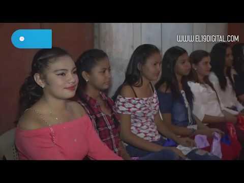 Nagarote da inicio a la Jornada de Celebración del Amor Solidario con actividades de Recreación en las comunidades de San Pablo y la Trinidad