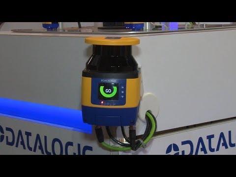 Datalogic @ PACK EXPO 2019 | Laser Sentinel