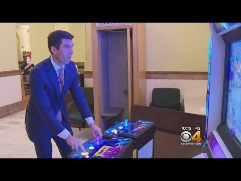 Bill To Ban Cash-Paying Arcade Games Moves Forward