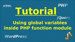 PHP Tutorial: Using global variables in PHP