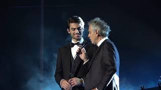 Matteo & Andrea Bocelli   Fall On Me (2018) 4K