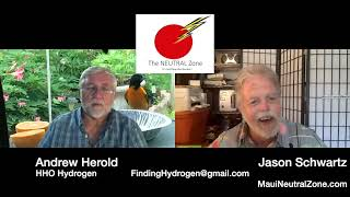 TNZ•#129 Jason Schwartz with Andrew Herold HHO.— Natural Healing assistance from COVID-19… and …