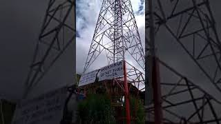 preview picture of video 'BSNL Tower in Village Sosa. Chaudas Valley. Dheeru Bangbani'