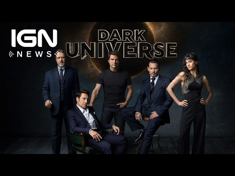 Dark Universe Announced as Universal Monsters Shared Universe - IGN News