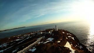 """FPV CapeSpear Special Place """"Flown With Dragon Link"""""""