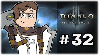 Let's Play Diablo 3: Reaper of Souls | Part 32 | Belial Boss Fight