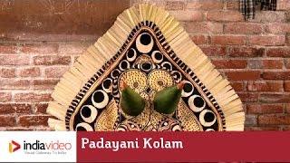 Kolam Making Before Kadammanitta Padayani