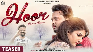 Teaser | Hoor- Sukhi Khallar | Releasing worldwide  On Youtube 10 May 2020 | Punjabi Song 2020