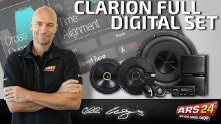 Clarion Full Digital Sound System! Nachrüsten einer Super-Soundanlage an Original-Autoradios!