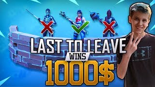 Last Person To Leave The Playground Gets $1000