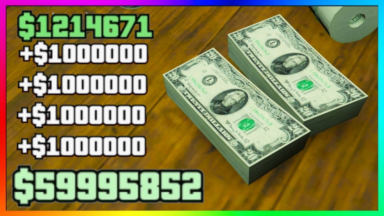 LEADING * 4 * Finest Ways To Generate Income In GTA 5 Online|NEW Solo Easy Unlimited Cash Guide/Method 1.56