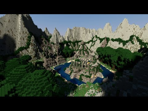 Valley of the sun survival games map minecraft project valley of the sun survival games map gumiabroncs Gallery