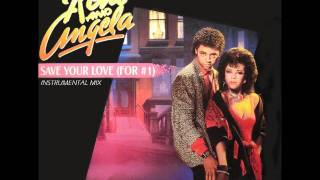 Rene & Angela - Save Your Love (instrumental) (1985)