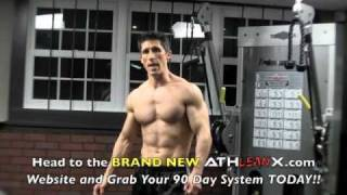 Fat Burning Workout - The BLACK FRIDAY WORKOUT! (Red Hot Metabolism) by ATHLEAN-X™