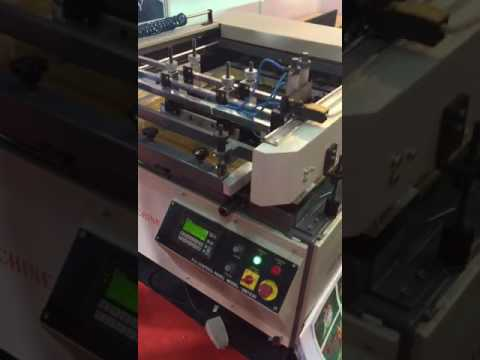 Semi-Automatic Screen Printing Machines