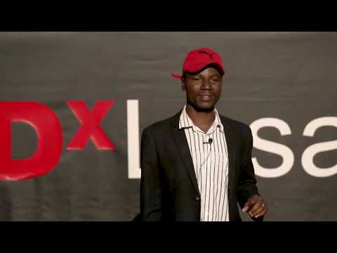 The Simple Art of Finding Humour in Your Problems | Lord Wapi | TEDxLusaka