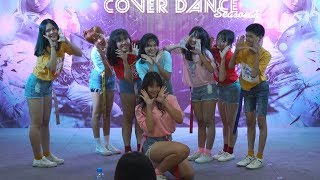170827 [4K] JellyBear Cover OH MY GIRL - Intro + Coloring Book @ Mega Cover Dance SS2 (Audition)