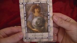 Ukázky karet | Andělské karty, Doreen Virtue