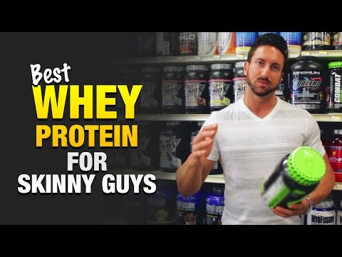 Best Whey Protein For Skinny Guys To Build Muscle (My Top 3 Choices)