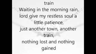 Abba- Another town, Another train Lyrics