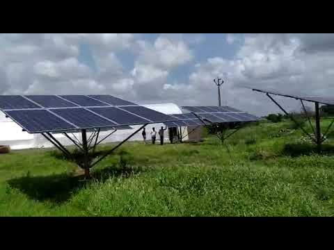 Wolt Solar Greenhouse Farming Solution (Without Grid Supply)