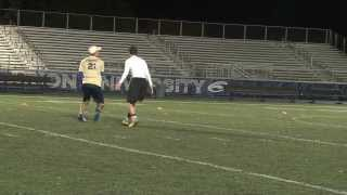 preview picture of video 'Clarion University Ultimate Frisbee Team Showcase'