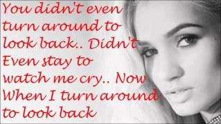 Pia Mia - Red Love (Lyrics)