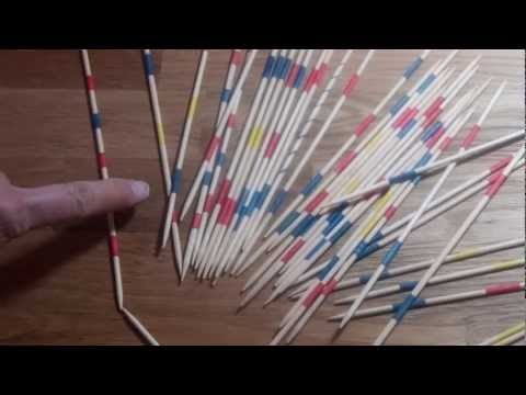 Regeln Mikado - Spielanleitung