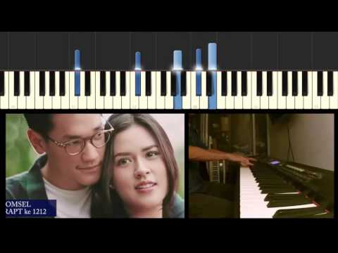 """Percayalah"" - Afgan & Raisa (Piano Cover) - Insan Putranda"