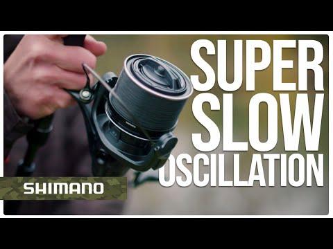 Shimano SpeedMaster 14000 XTC - távdobó orsó videó