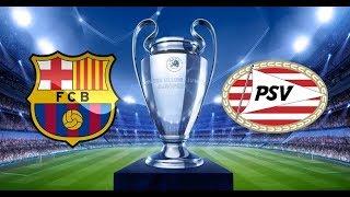 Барселона   ПСВ 4 0, все голы и опасные моменты  Лига Чемпионов 2018 2019, 1 й тур, 18 09 2018, хет