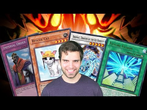 *NEW* YuGiOh 2017 Forbidden/Banlist Discussion and Review! CLASSIC Cards are BACK! #SimplySquad