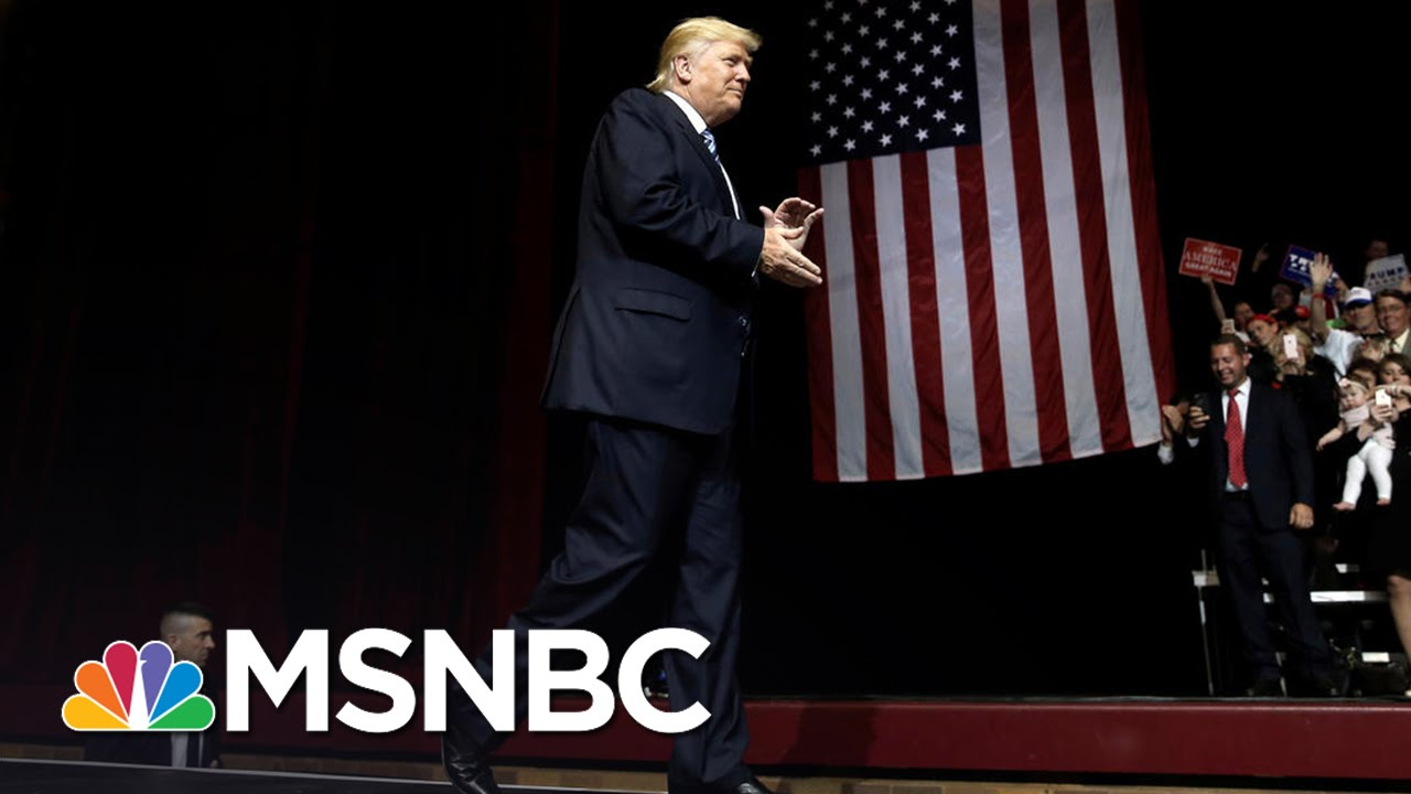 Will Donald Trump Be Held Accountable For Birther Talk? | Morning Joe | MSNBC thumbnail