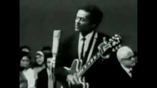 Chuck Berry  Maybellene live 1958
