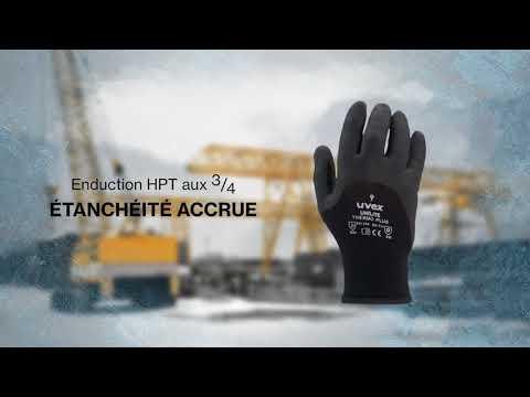 Gant hiver polyvalent unilite thermo plus