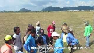 preview picture of video 'Satun International Kite Festival 2012'
