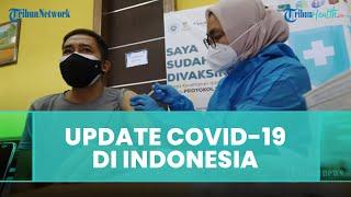 Update Covid-19 Indonesia 23 September 2021: Bertambah Sebanyak 2.881 Kasus Baru