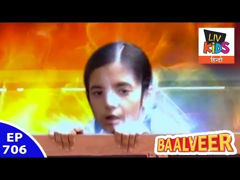 Baal Veer - बालवीर - Episode 706 - Meher Gets Trapped In A Box